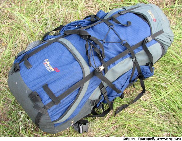 Палатка рюкзак пол батона рюкзак на колесах cat 80018 01