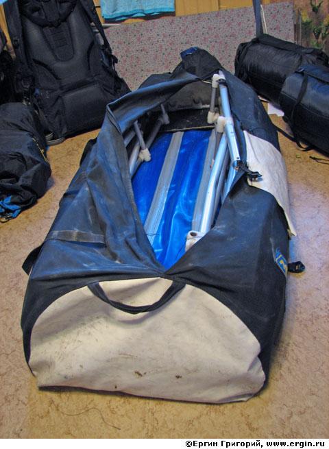 Рюкзак для водного похода мой edc рюкзак