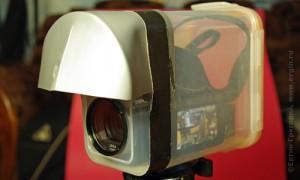 Самодельный влагозащитный водонепроницаемый бокс для видеокамеры