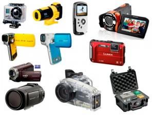 Водозащищенные камеры