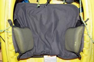 Несформированная штатная подушка (Sweet Cheeks) сидушки каяка Джексон (Jackson Kayak)