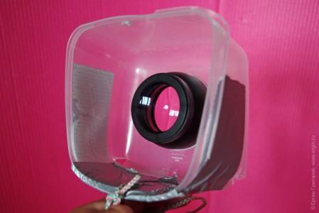 GoPro телеконвертер в боксе