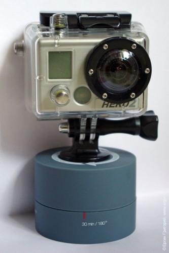 camalapse камалапс и GoPro Hero 2