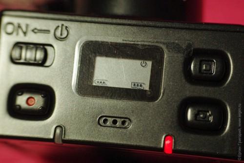 Жидкокристалический экранчик дисплей экшн-камеры AEE XTR 2