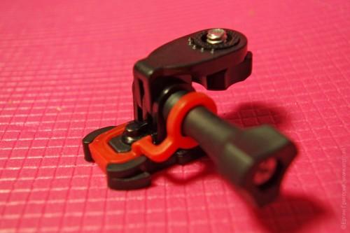 Крепление камеры AEE с резинкой, используемой также, как у GoPro