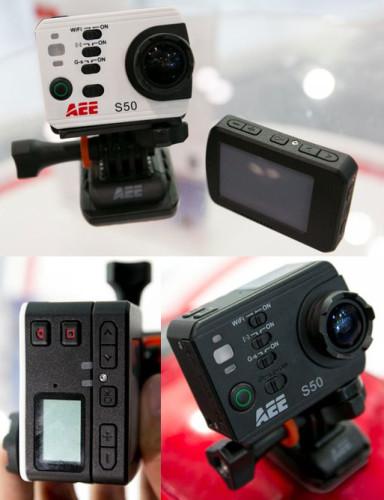 AEE MagiCam S50 Экшн камера Wi-Fi