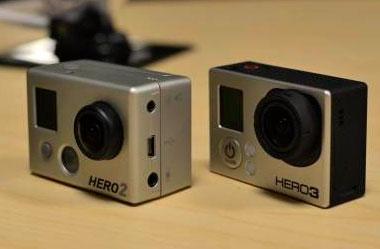 Hero2 vs Hero3