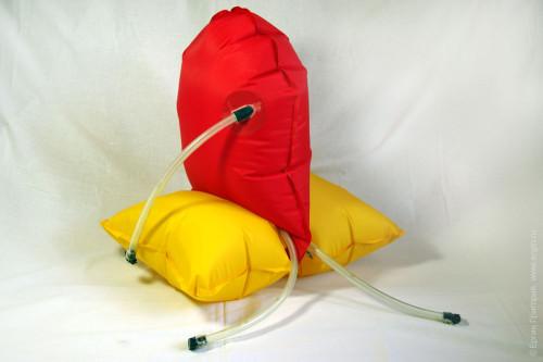 Копия трастера Джексона от K2 Red copy thruster Jackson kayak