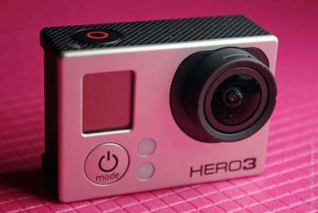 GoPro Hero 3 Black Edition личное мнение впечатление обзор