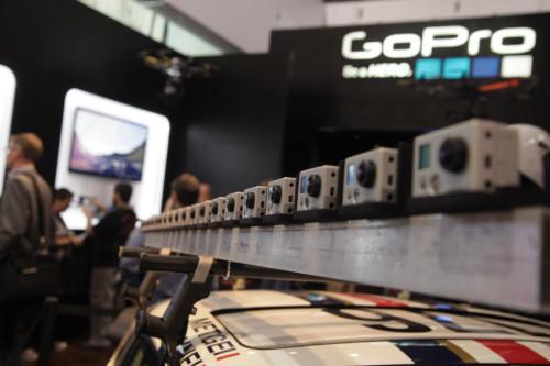 Массив из камер GoPro для эффекта Bulle-time