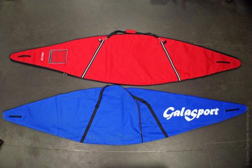 Оригинальный чехол Galasport и отечественный чехол от Стихия-Спорт