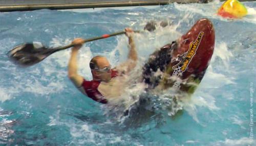 Видеокомментарии к правилам соревнований по каяк-фристайлу на ровной воде