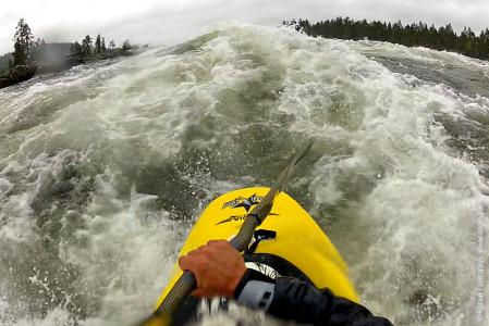 Родео фристайл каякинг изнутри freestyle kayaking inside