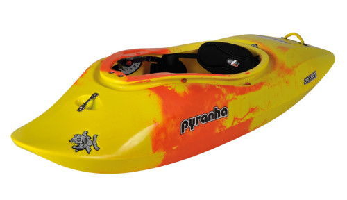 Pyranha Jed kayak freestyle родео каяк
