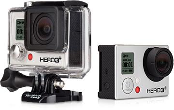 Экшнкамера GoPro Hero 3+ плюс