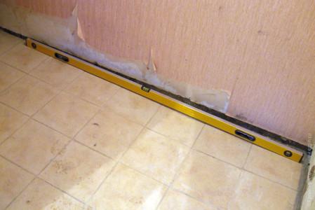 Пример того, как не надо класть кафельную плитку обманул мастер +79213481558 Андрей