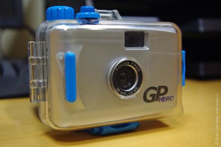Самая первая экшн-камера GoPro Hero история