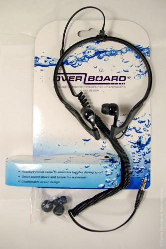Герметичные водозащищенные наушники для плавания