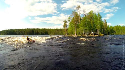 Лиекса Нейтикоски фристайл каякинг обучение эскимосский переворот