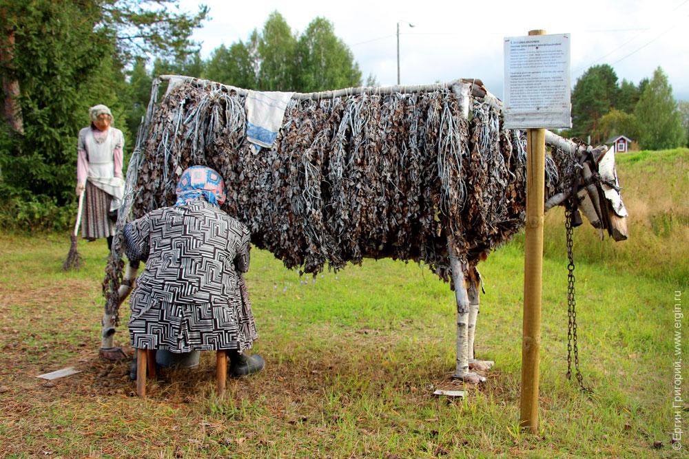 Девушка доет корову фото