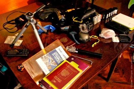 Вещи в путешествие в Уганду