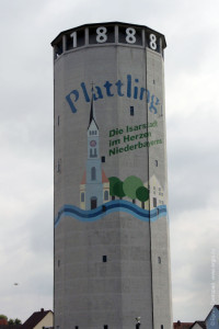Башня в Платтлинге