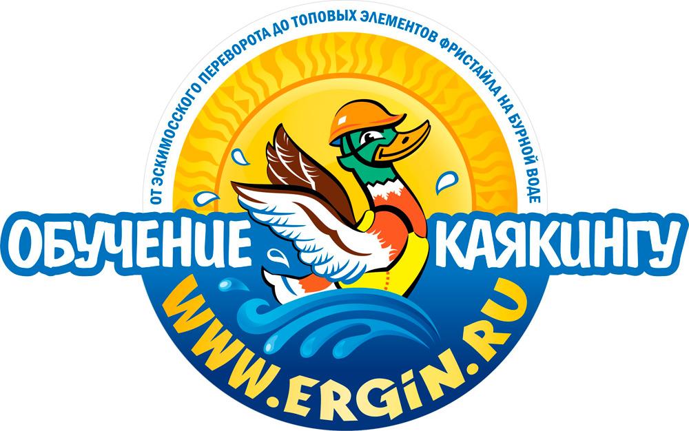 Обучение каякингу фристайлу на бурной воде эскимосскому перевороту