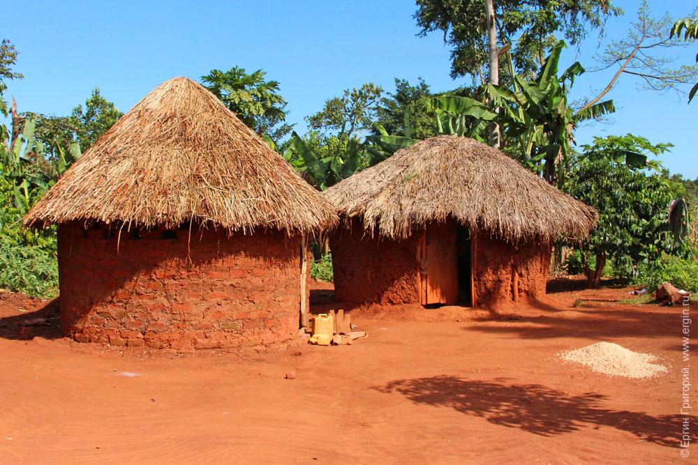 Каякинг в Уганде