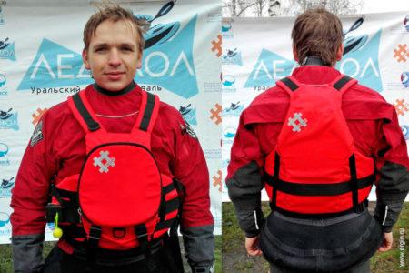 Импортозамещение спасжилеты Tulum для водной активности и каякинга