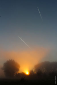 Утро в Осеннем Платтлинге