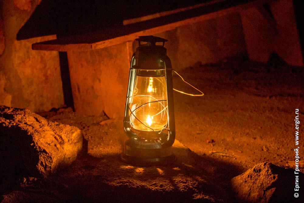 Уют керосиновых ламп