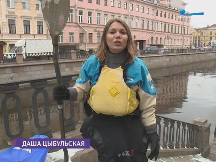 Репортаж об открытии каякерского сезона на реках и каналах Санкт-Петербурга