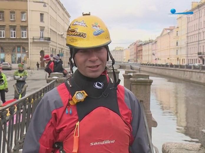 Каякер рассказывает о безопасности на воде