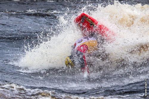 Чемпионат России по фристайл каякингу
