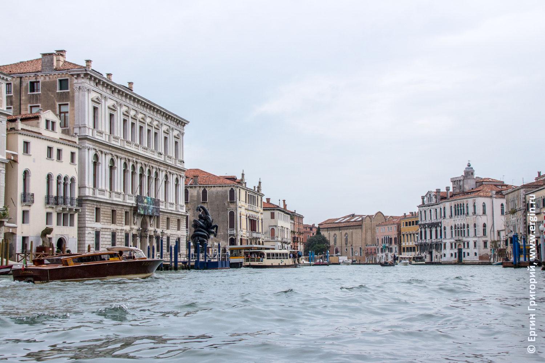 Музей в Венеции Палаццо Грасси
