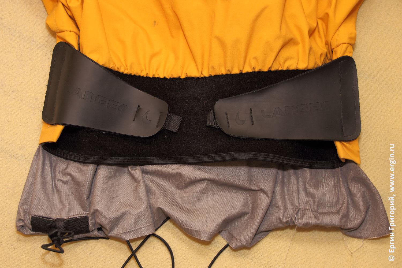 Как драйтоп куртка каякера соединяется с юбкой герметично и водонепроницаемо сухо