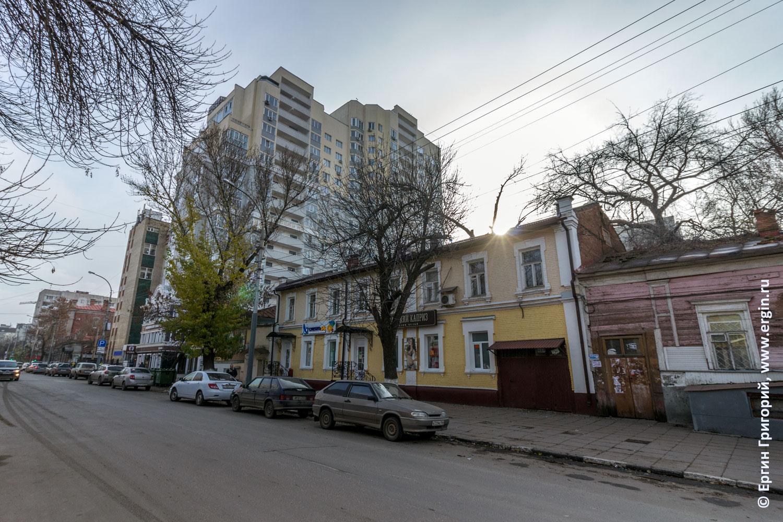 Саратов три поколения домов