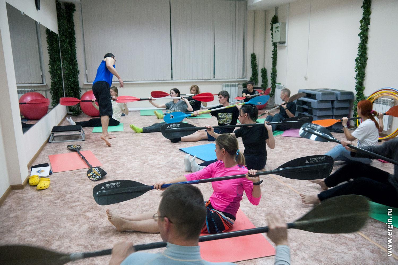 Обучение каякингу тренировки по эскимосскому перевороту на каяке