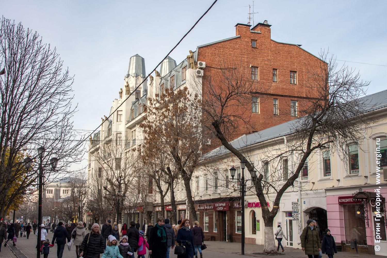 Саратов гостиница Волга