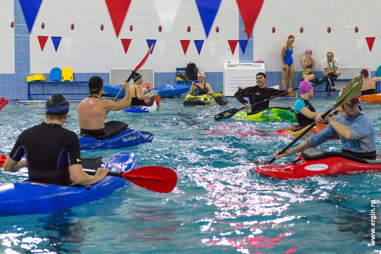 Тренировки по каякингу обучение фристайлу на бурной воде в Саратове