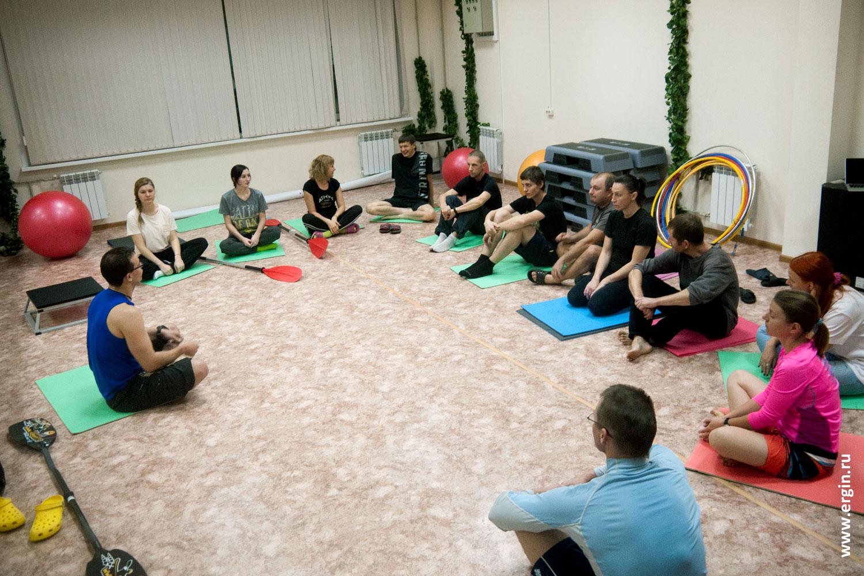 Тренировки на суше по эскимосскому перевороту упражнения