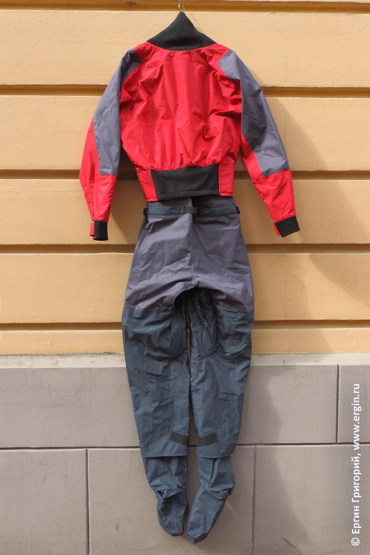 Водонепроницаемая одежда водника туриста байдарочника каякера