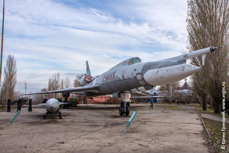 Самолет Великий парк Победы Саратов