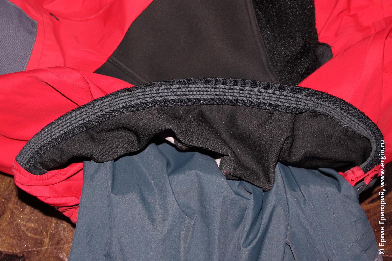Резиновая лента для удержании юбки на поясе сухого костюма водника каякера байдарочника