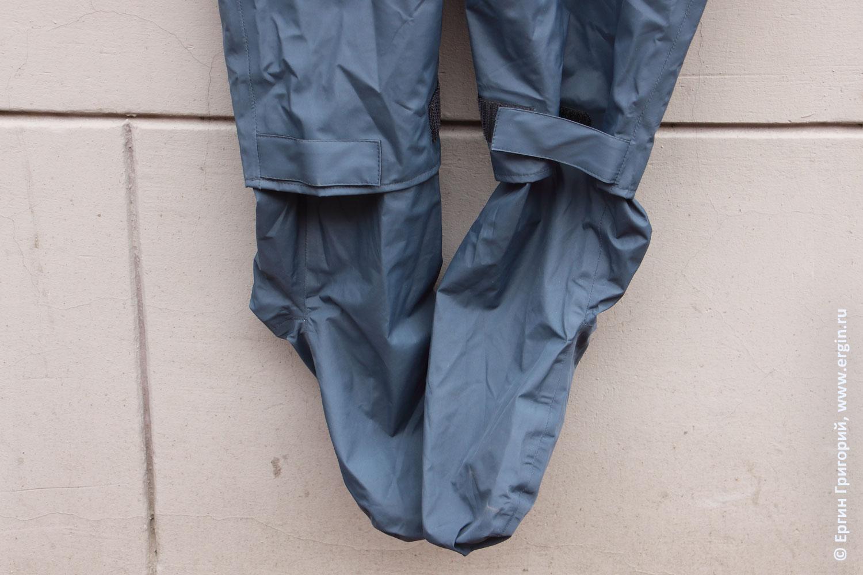 Носки сухого костюма бренда Вода Акваниндзя для каякеров
