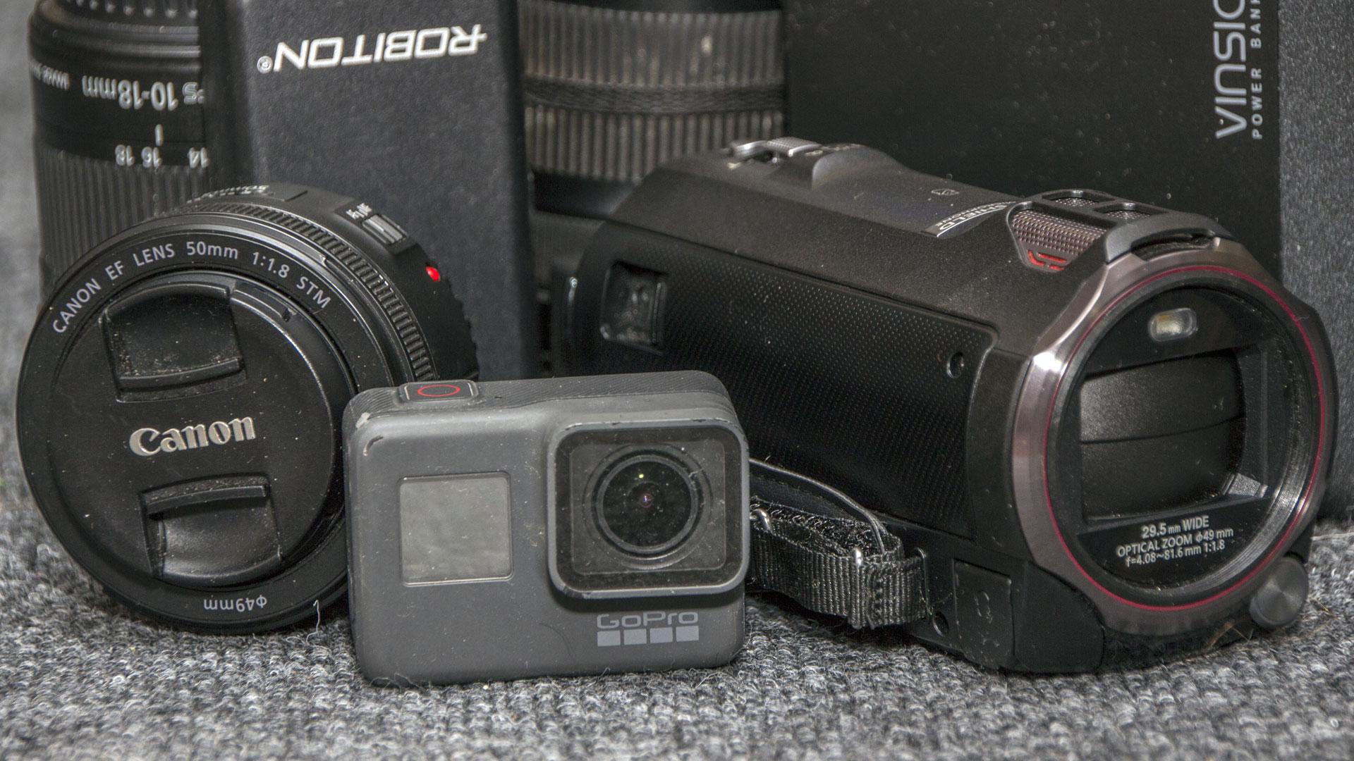 Гаджеты для путешествия: зарядные устройства, фото- видеоаппаратура, экшн-камеры, зарядные устройства