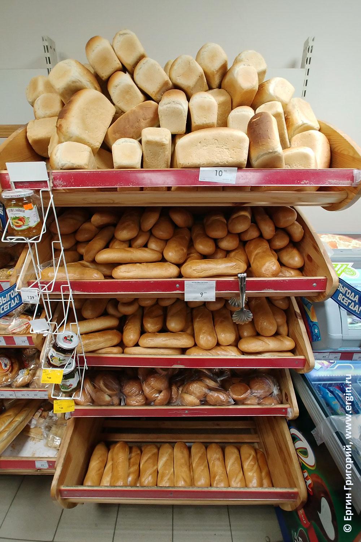 Свежайший хлеб Саратов без упаковки в полиэтиленовую пленку