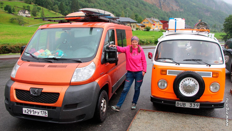 Каякерский автобус для путешествий и перевозки каяков родеобас