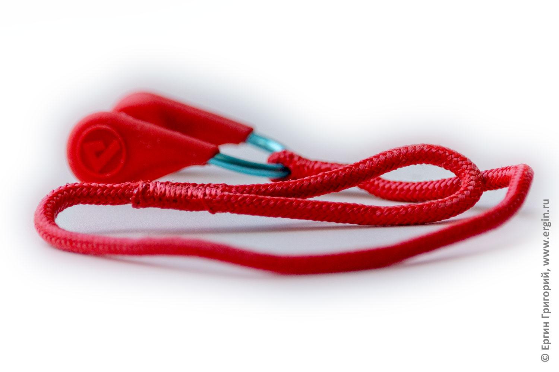 Поводок из прочной веревки прищепки для носа Blocker PeakUK для тренировок по каякингу