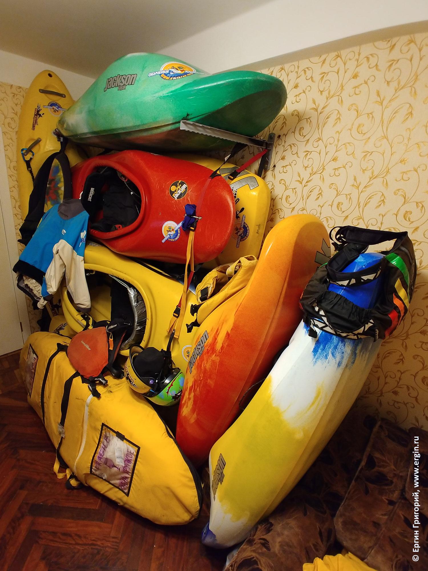 Аренда снаряжения для каякинга прокат в Санкт-Петербурге